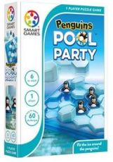 Penguins Pool Party (6ani+, 1 jucator)