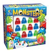Canibal Monsters (8+, 1 jucator)