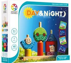 Day & Night (2-5 ani, 1 jucator)
