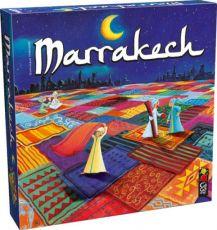 Marrakech (8+, 2-4 jucatori, 30-40 min)