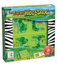 Hide & Seek Safari (6+, 1 jucator)