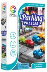Parking Puzzler (6 ani+, 1 jucator)
