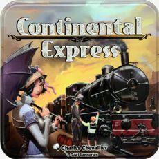 Continental Express (8 ani+, 2-4 jucatori)